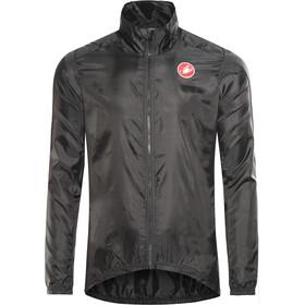 Castelli Squadra Jacket Herre black